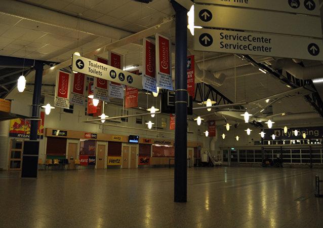 Aeropuerto de Estocolmo