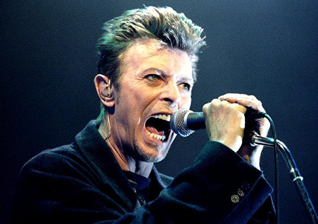 Mítico David Bowie
