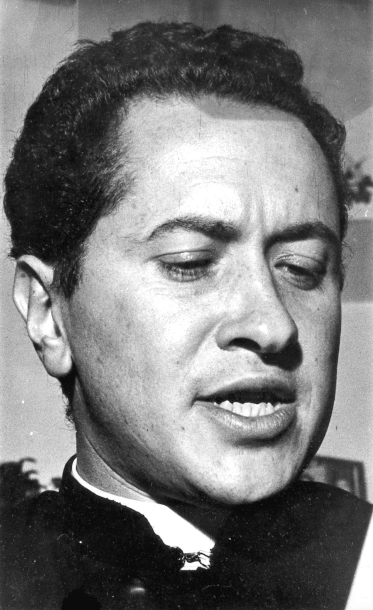 El sacerdote colombiano Camilo Torres