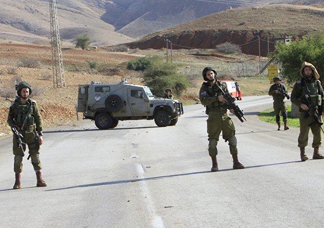 Soldados istraelíes