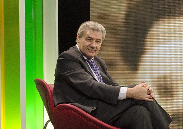 Víctor Hugo Morales, periodista argentino