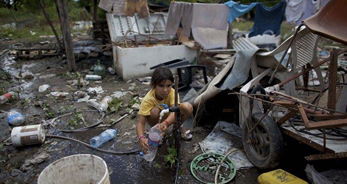 Uno de cada cinco niños es pobre en Argentina