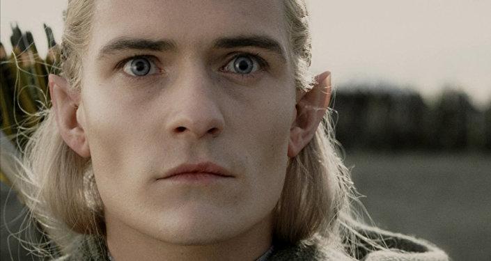 Legolas, uno de los personajes principales de la saga El Señor de los Anillos