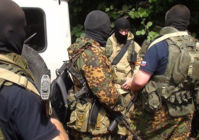 Operación especial en Nálchik