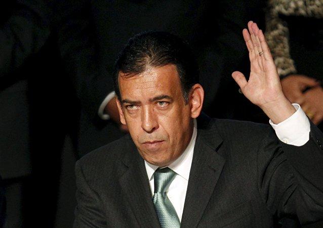 Humberto Moreira, expresidente del PRI (archivo)