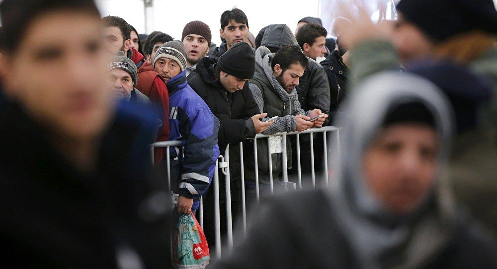Refugiados y migrantes