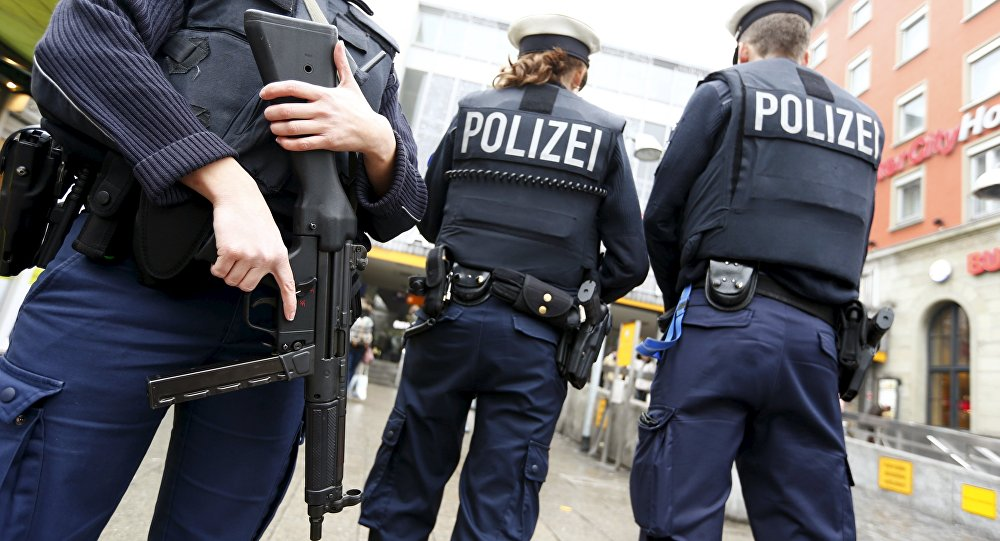 Policía alemana (archivo)