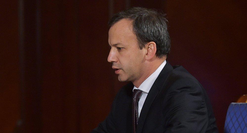 Arkadi Dvorkóvich, vice primer ministro de Rusia
