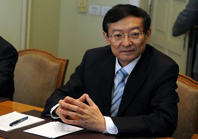 Zhang Ming, viceministro de Exteriores de China (archivo)