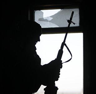 Francotirador ucraniano