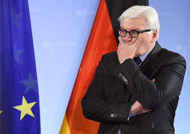 Frank-Walter Steinmeier, el presidente de la OSCE