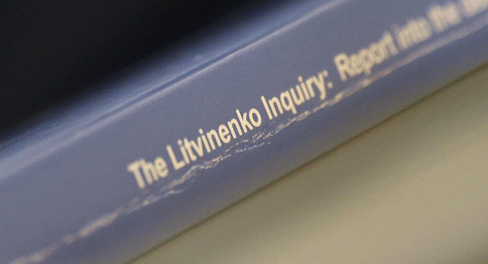 Sumario del caso de Litvinenko