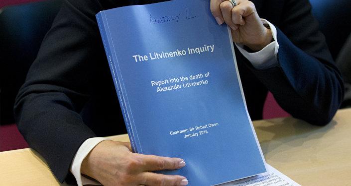 Caso de Alexander Litvinenko