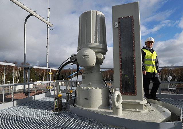 Presidenta lituana ve en el Nord Stream 2 intento ruso de dividir Europa