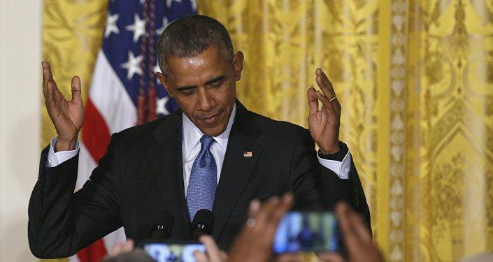 Barack Obama, el presidente de los EEUU
