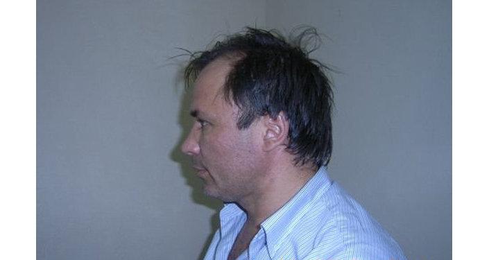 Konstantín Yaroshenko, el piloto ruso recluido en EEUU
