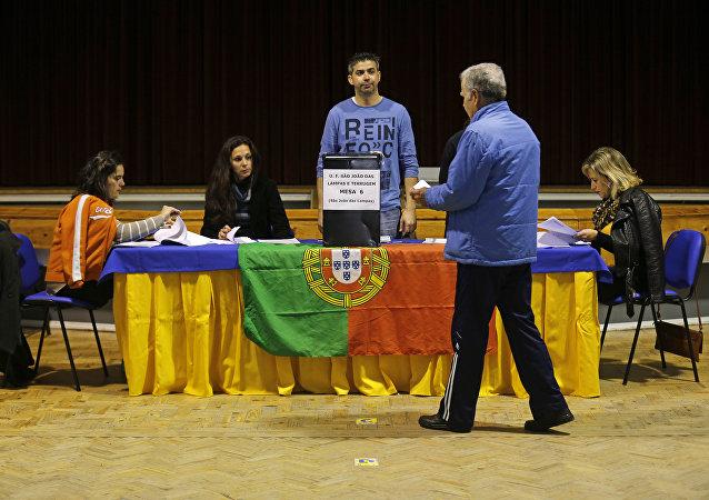 Elecciones presidenciales en Portugal