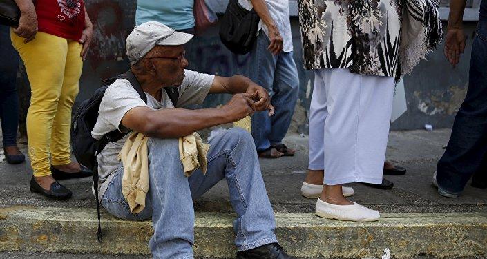 Сrisis económica en Venezuela