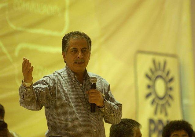 Jesús Ortega, el líder y fundador del Partido de la Revolución Democrática (PRD)