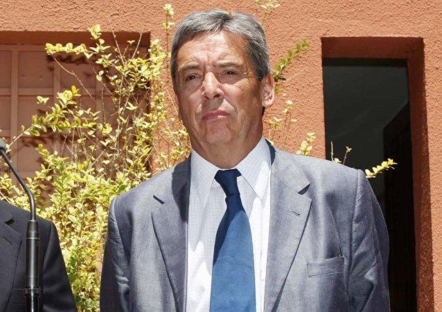 Carlos Ominami, líder chileno de izquierda