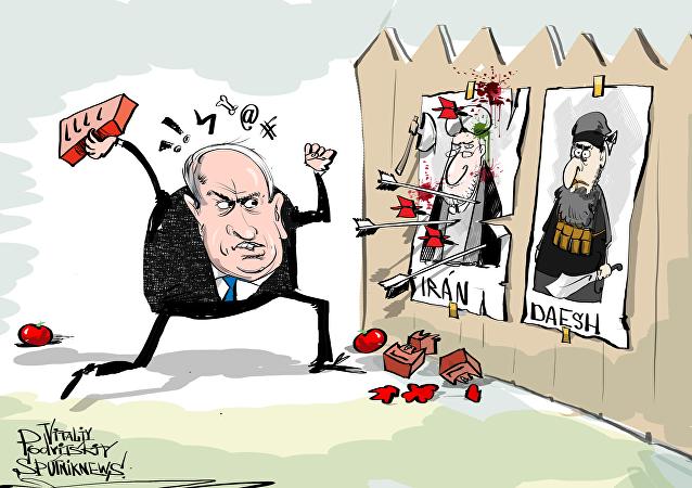 Israel escoge a Daesh sobre Irán