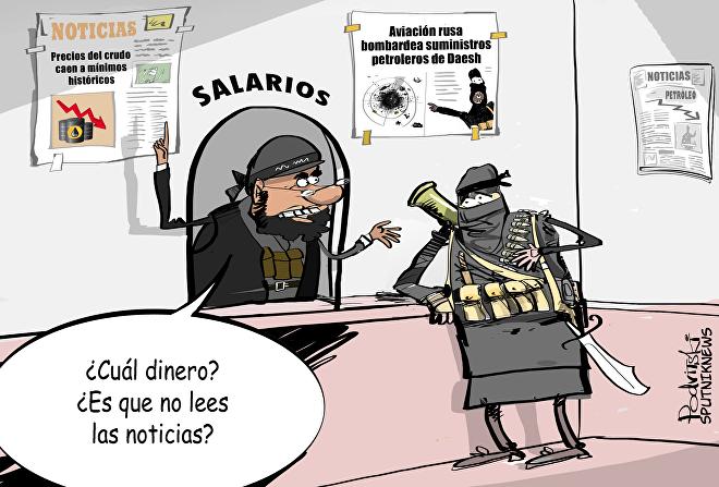 Tiempos difíciles para Daesh
