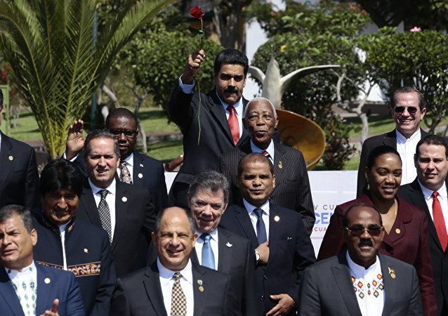 IV Cumbre de CELAC, Quito