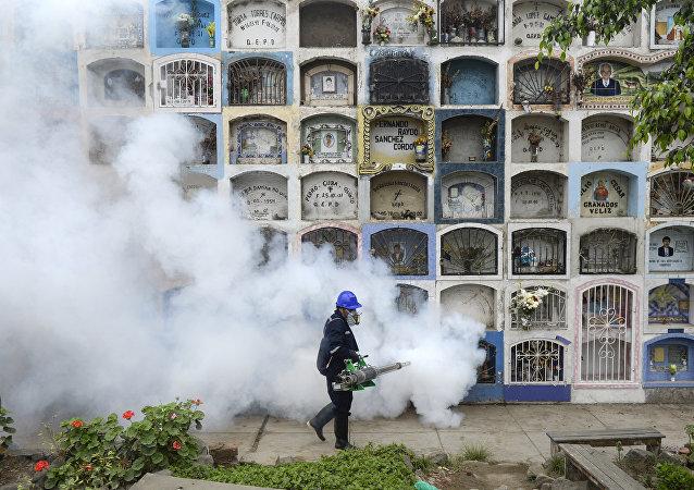 Epidemia de Zika en América Latina