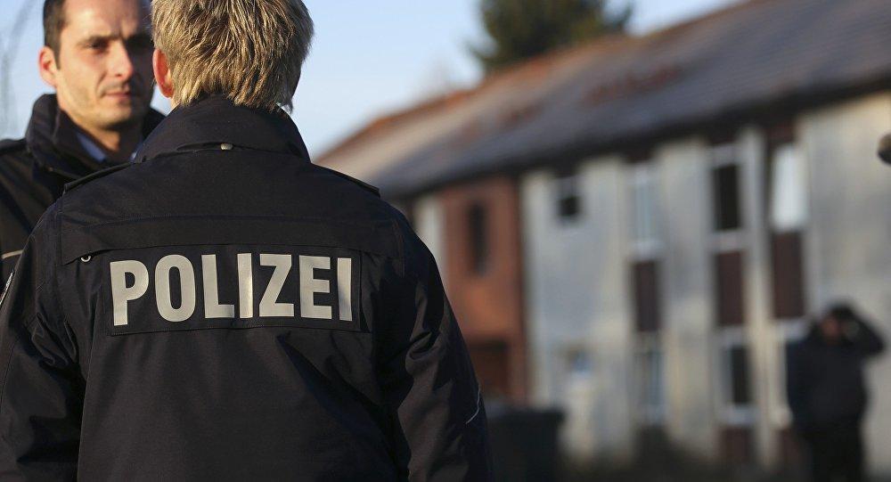 La policía de Alemania (archivo)