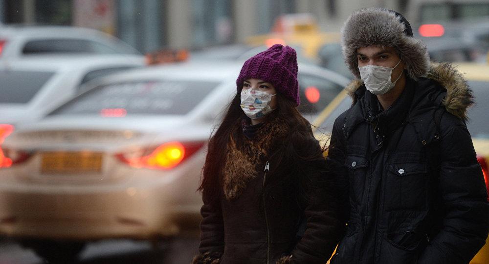 Epidemia de gripe (imagen referencial)
