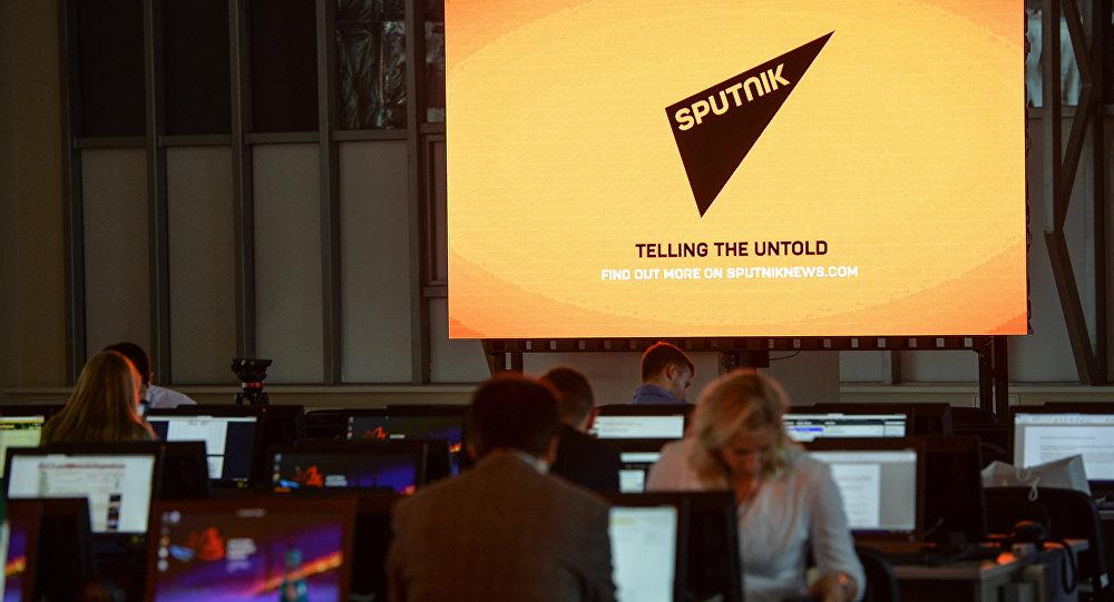 La agencia Sputnik