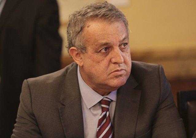 Eulogio del Pino, ministro de Petróleo de Venezuela