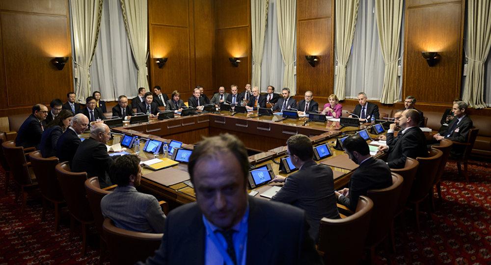Negociaciones intersirias en Ginebra