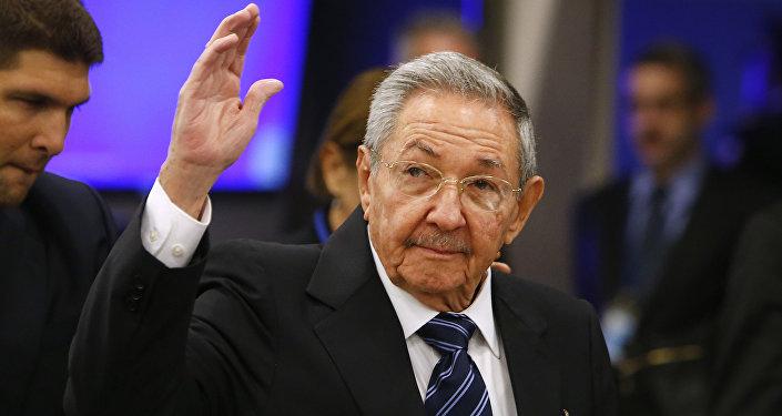 Raúl Castro, expresidente de Cuba (archivo)