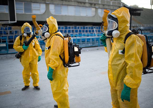 Lucha contra Zika en América Latina
