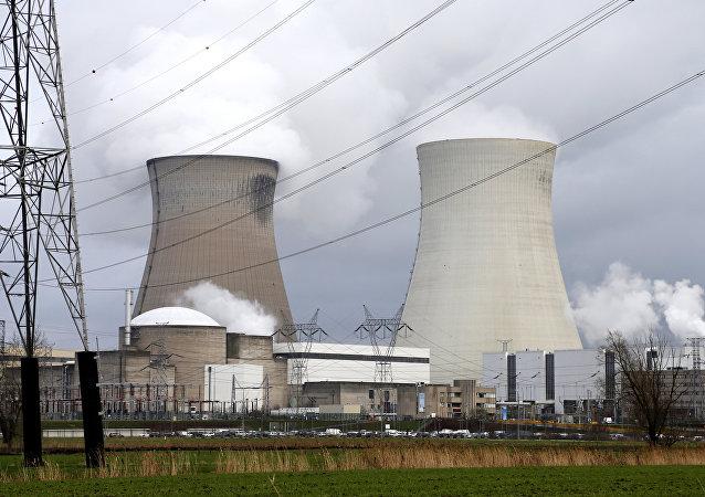 Central nuclear de Doel, Bélgica