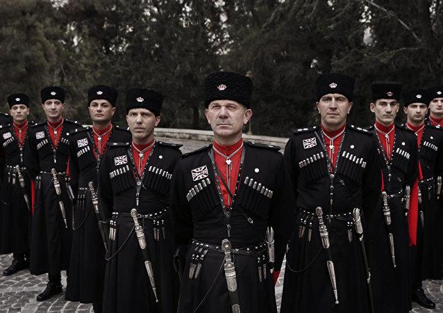 La impecable Guardia Real Circasiana del rey de Jordania
