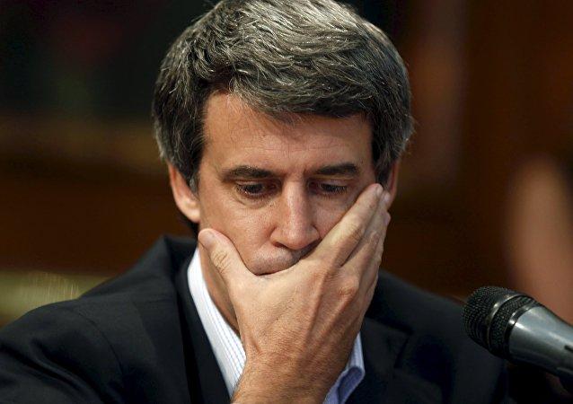 Alfonso Prat-Gay, el ministro de Hacienda y Finanzas de Argentina
