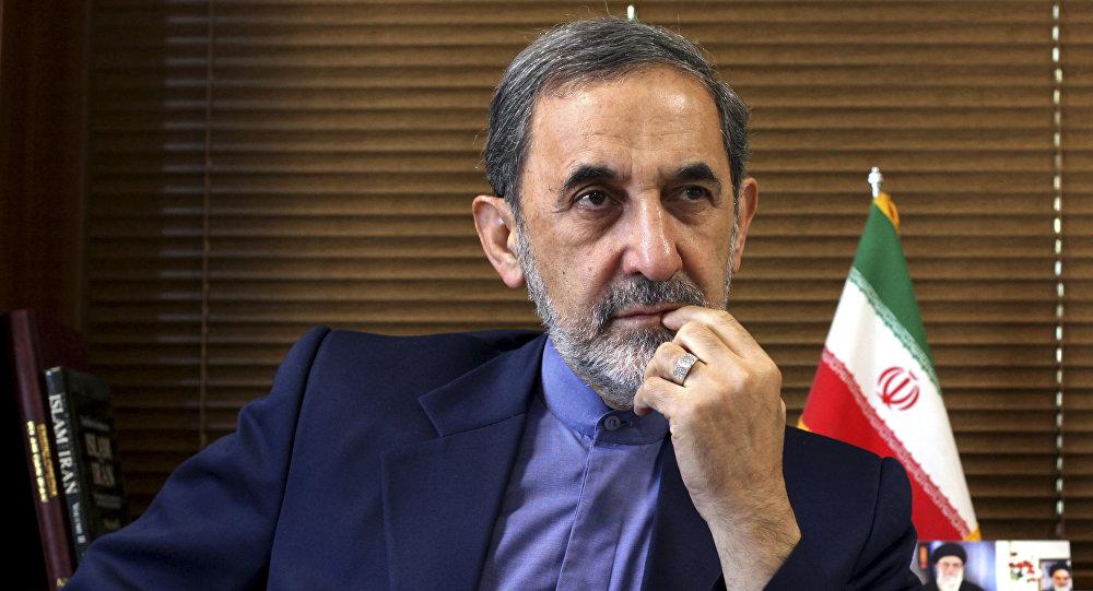 Alí Akbar Velayati, consejero del líder supremo iraní