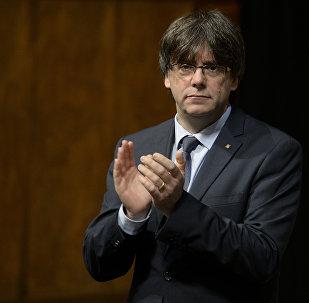 Carles Puigdemont, nuevo presidente de Cataluña