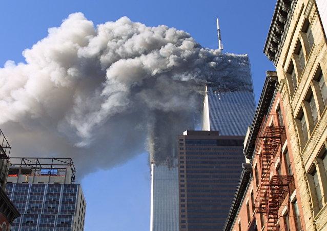 Ataque a las Torres Gemelas en Nueva York