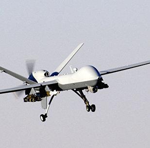 Dron estadounidense