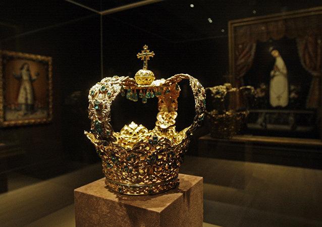Corona de los Andes