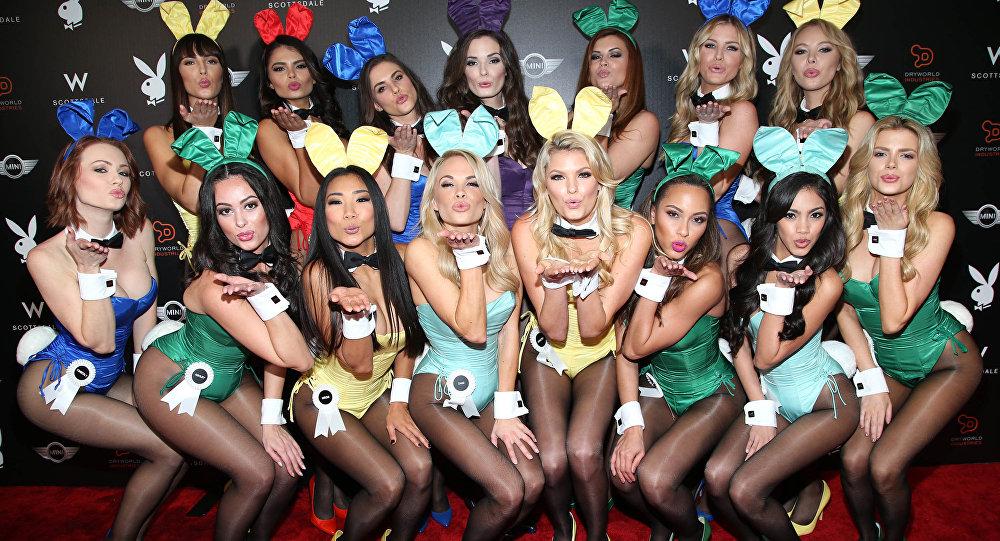 Las modelos de Playboy