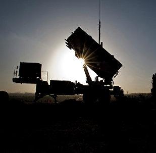 Sistema antimisiles estadounidense Patriot