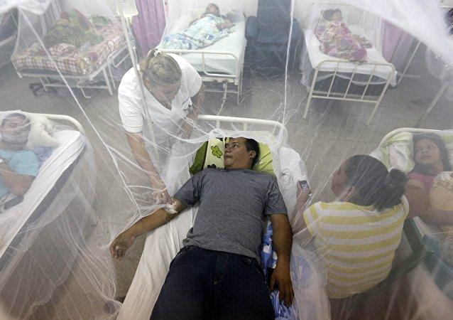 Afectados por el virus Zika