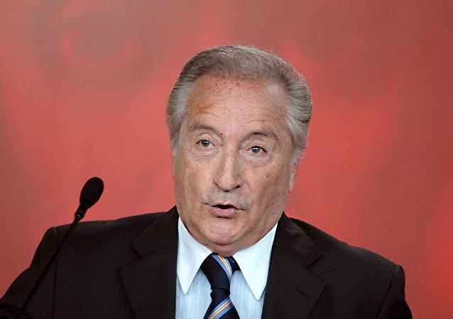 Eugenio Figueredo en 2007