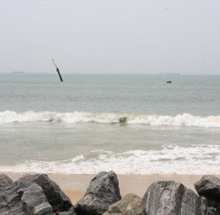 La costa de Nigeria (archivo)