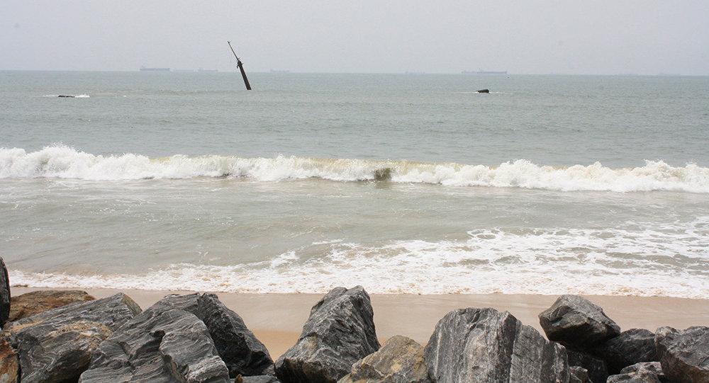 La costa de Nigeria