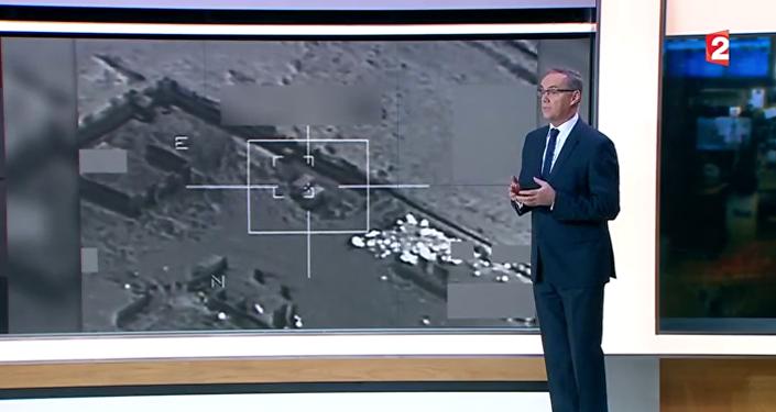 Francia envidia la campaña rusa contra Daesh